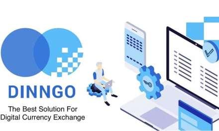 Casa de cambio híbrida DINNGO integra Bluetooth entre monederos fríos y dispositivos móviles