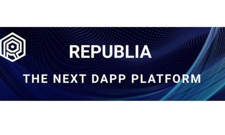 Republia.io anuncia el comienzo de su venta pública el 23 de agosto de 2018