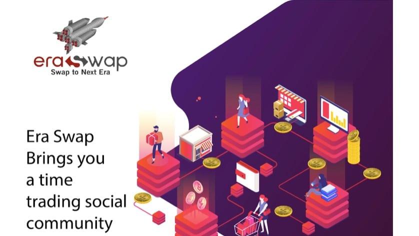 Era Swap: mercado global P2P para trabajadores independientes
