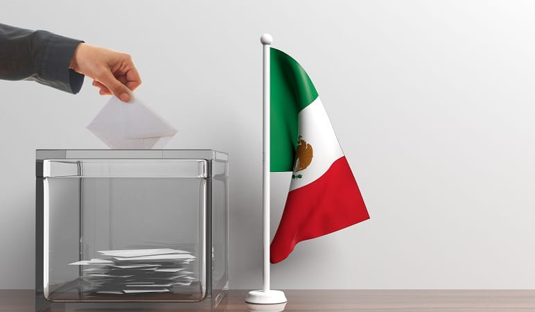 ONG probará blockchain en votaciones sobre destino de aeropuerto en México