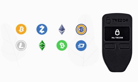 Trezor incorpora intercambio de criptoactivos a sus servicios
