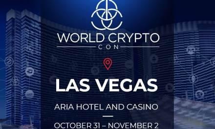 World Crypto Con lanza cumbre Blockchain en Las Vegas celebrando los 10 años de Bitcoin