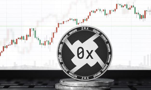 Precio de ZRX se dispara tras ser incluida en Coinbase Pro