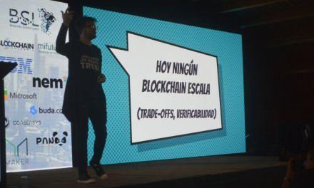 """Franco Amati: """"Lo que habría que hacer es dejar de utilizar la palabra 'blockchain'"""""""