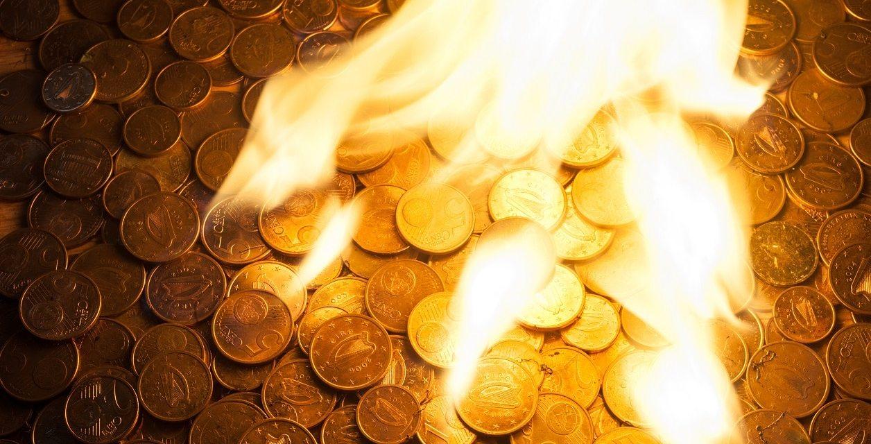 Tether destruye 500 millones de USDT para estabilizar su precio