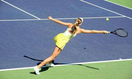 La número dos del tenis se une a la fiebre de tokens de celebridad