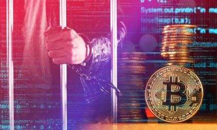 Apresan y multan con 1.1 millón de dólares a comerciante de criptoactivos en EEUU