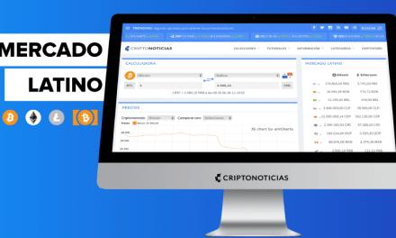 CriptoNoticias estrena sección de mercado latino para bitcoin y otras criptomonedas