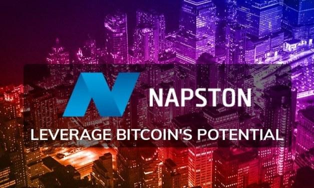 Napston lanza plataforma de trading de criptomonedas 100% automatizada basada en redes neuronales