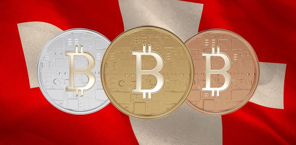 Autoridad financiera de Suiza recomienda ponderar el riesgo de bitcoin en 8 veces su valor