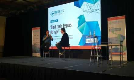 Joaquín Moreno: en Latinoamérica estamos perdiendo el tren de blockchain