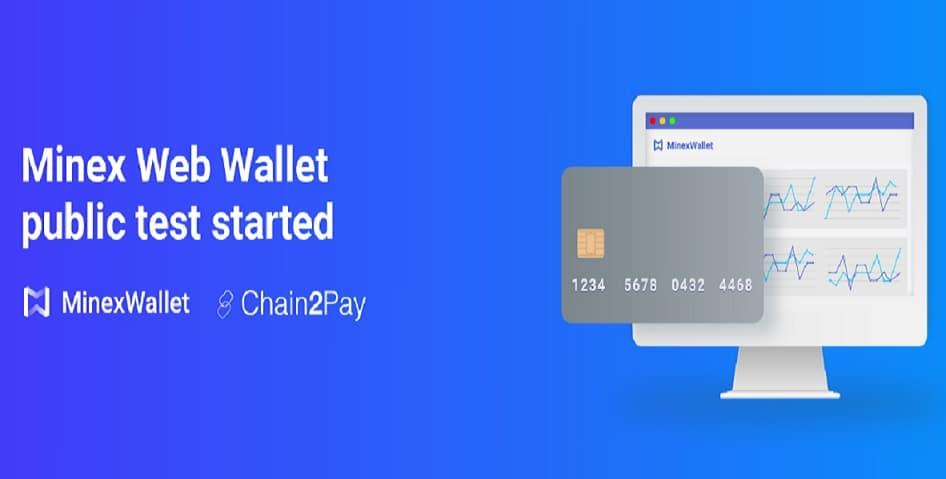 MinexSystems anuncia prueba pública de su monedero para pagos con tarjetas