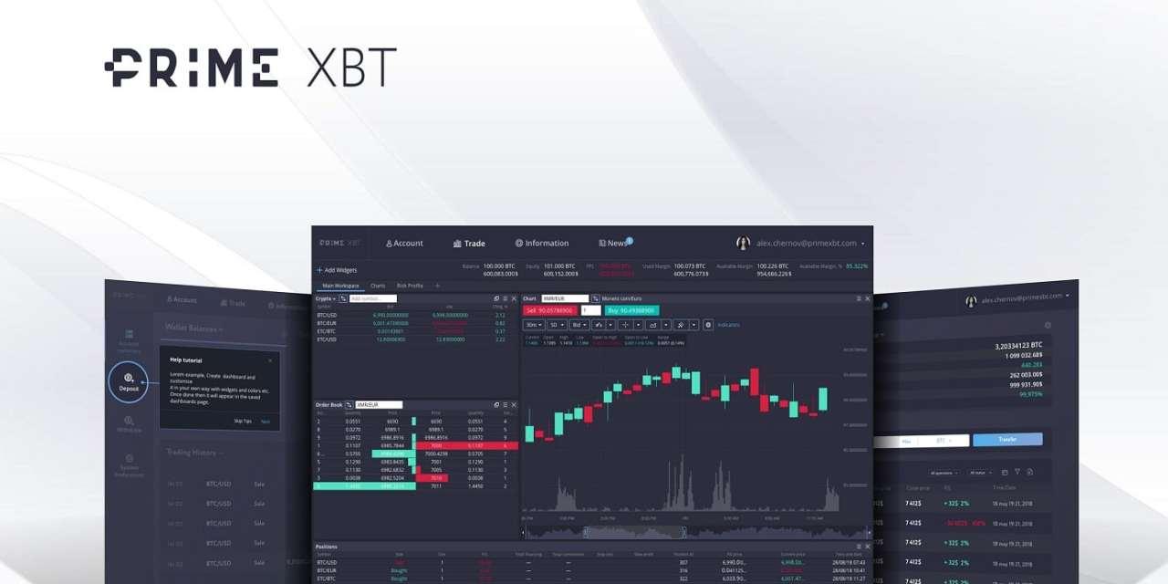 """PrimeXBT: ¿Cómo y cuándo obtener ganancias en el próximo """"rally"""" de bitcoin?"""