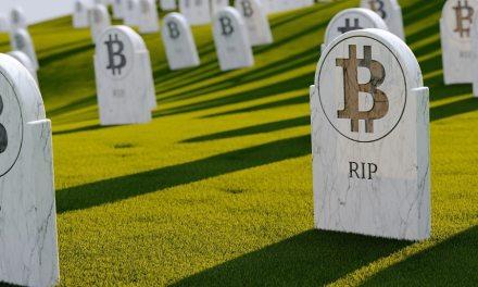 Bitcoin fue declarado muerto 90 veces en 2018