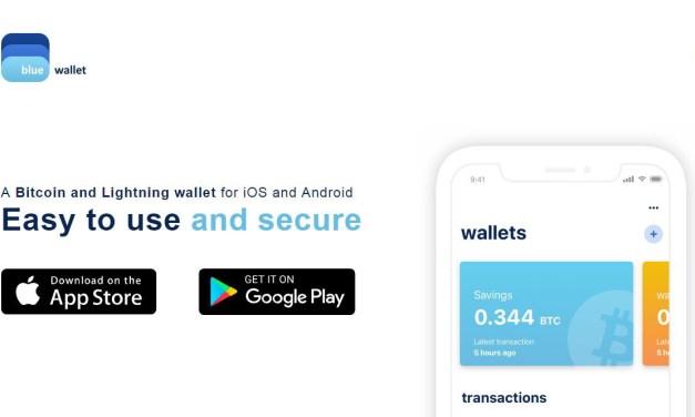 Bluewallet: Una cartera con toda la experiencia de Lightning Network