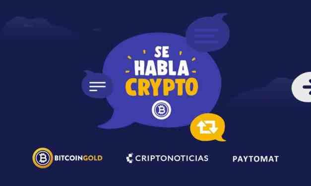 Primer meetup Se Habla Crypto se celebrará en Caracas este 1 de marzo