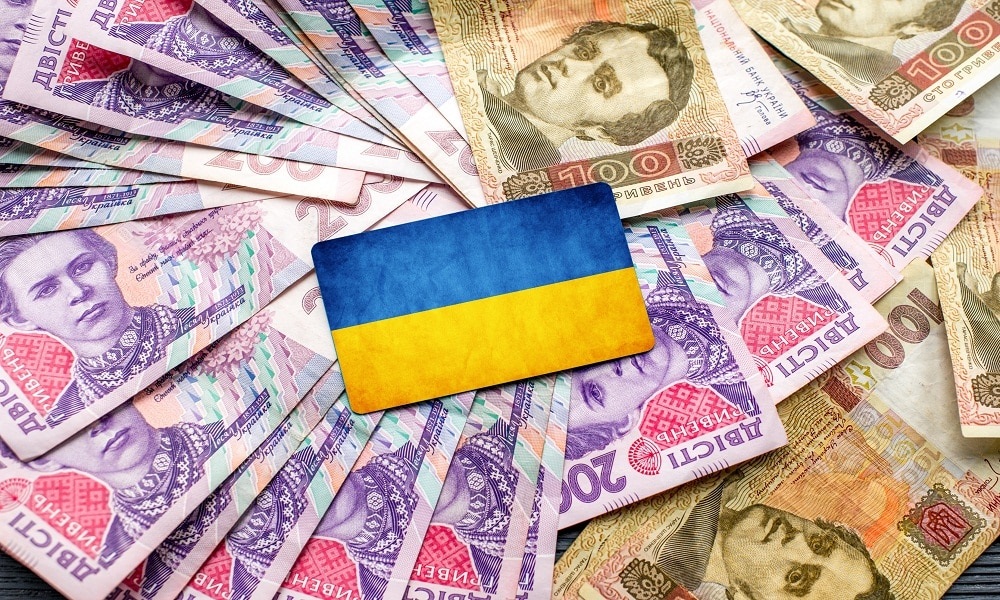 Ucrania completa prueba piloto de criptoactivo nacional