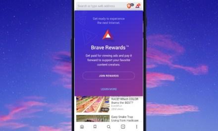 Brave celebra nueva actualización de su App con donaciones a usuarios