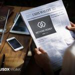 USDX Wallet anuncia integración con la Criptobolsa ExMarkets