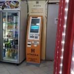 Primer cajero de bitcoin 24 horas en Argentina llega a Palermo
