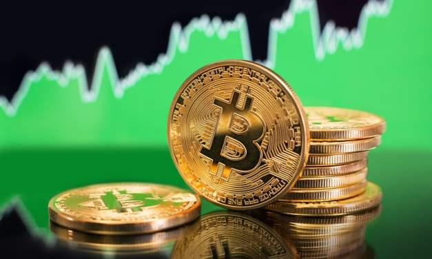 Precio de Bitcoin aumenta más de 15% en cuestión de horas