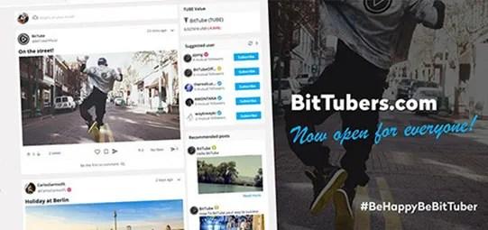 Bittube.tv - Il Social Network basato su Blockchain. 1 cos e bittubers social network 1