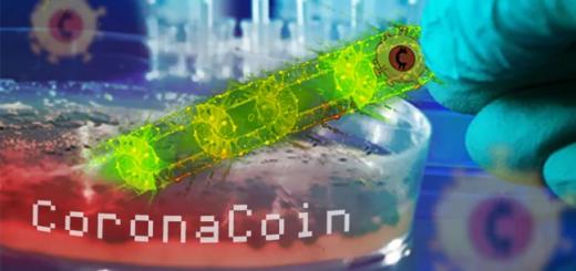 Coronacoin: Token basato sul numero di morti da Covid-19. 9 coronacoin token coronavirus
