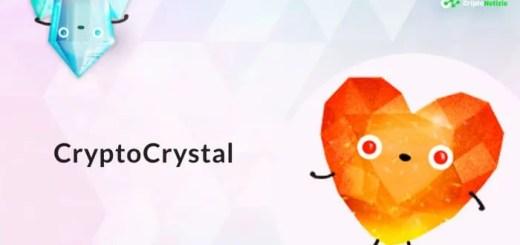Crypto Crystal. Gioco per collezionare cristalli nella blockchain. 2020 3 cryptocrystal
