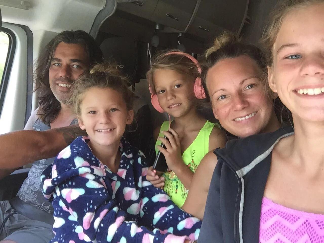 Una familia que vendió todo para invertir en Bitcoin