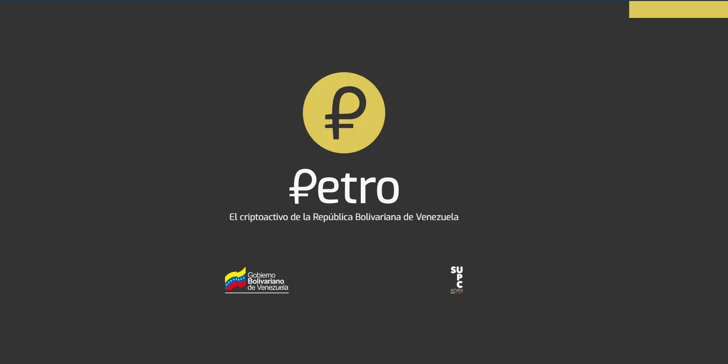 página web oficial del petro
