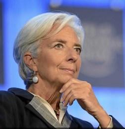 Directora del FMI