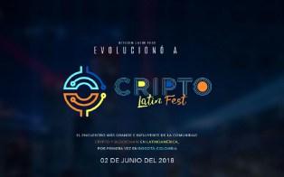 Por primera vez en Bogotá el Cripto Latin Fest