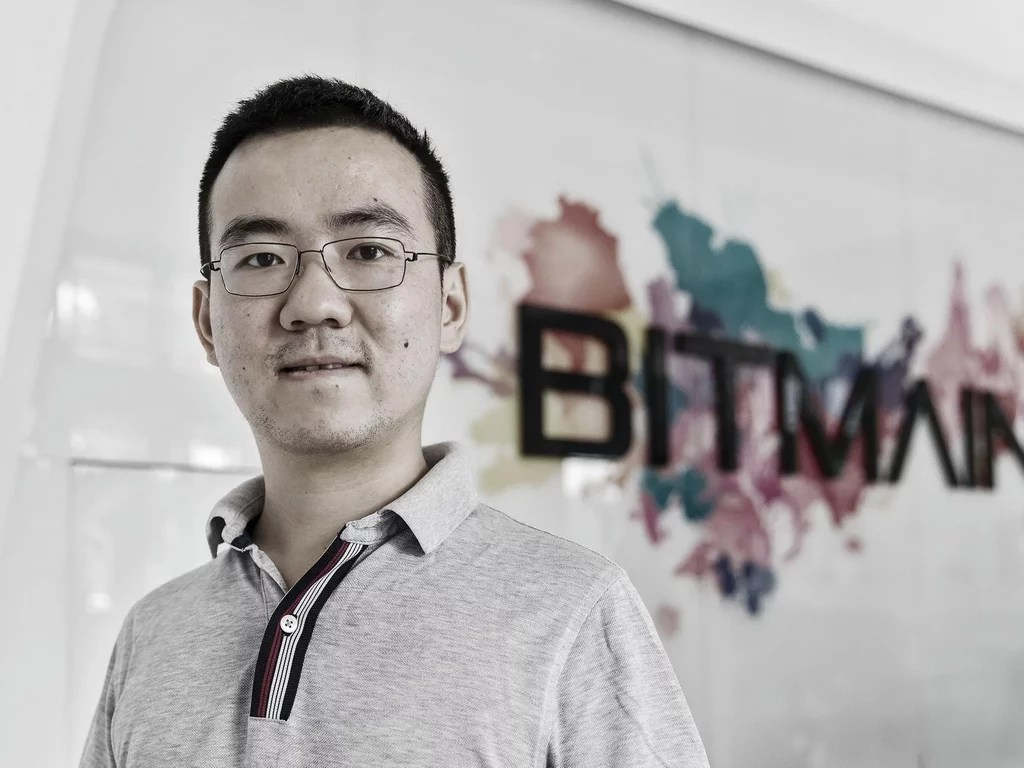 CEO de Bitmain, considera que las ICO son una burbuja financiera insostenible