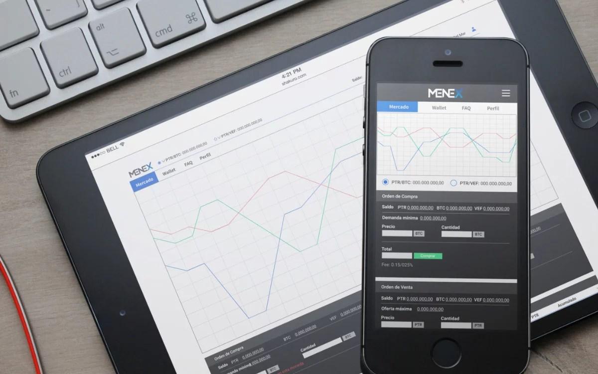 Exchange venezolano Menex lanza su plataforma en versión beta este 27 de agosto