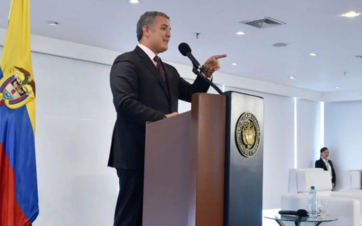 La plataforma Buda.com envía carta abierta al presidente de Colombia Iván Duque