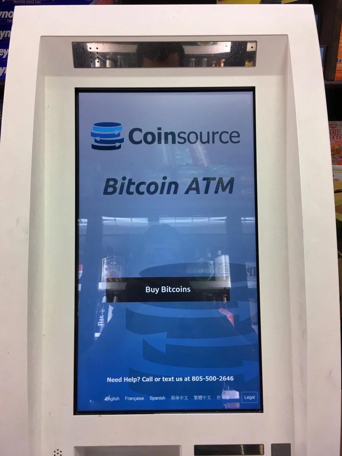 Coinsource, operador de cajeros automáticos Bitcoin, recibe una licencia de moneda virtual en Nueva York