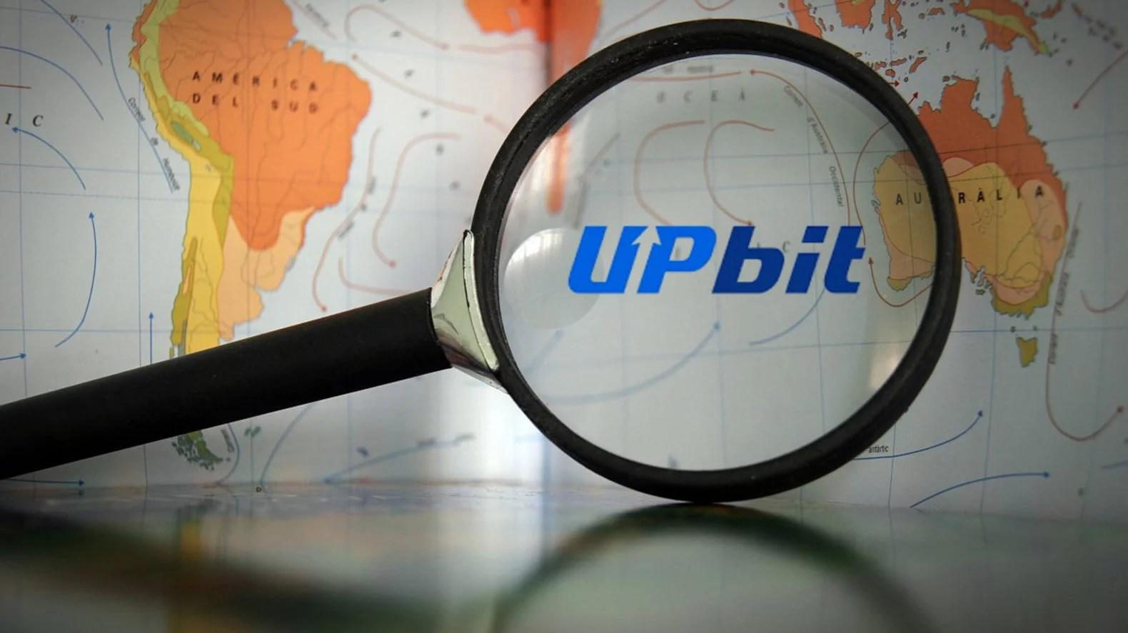 Upbit bajo investigación por fraude