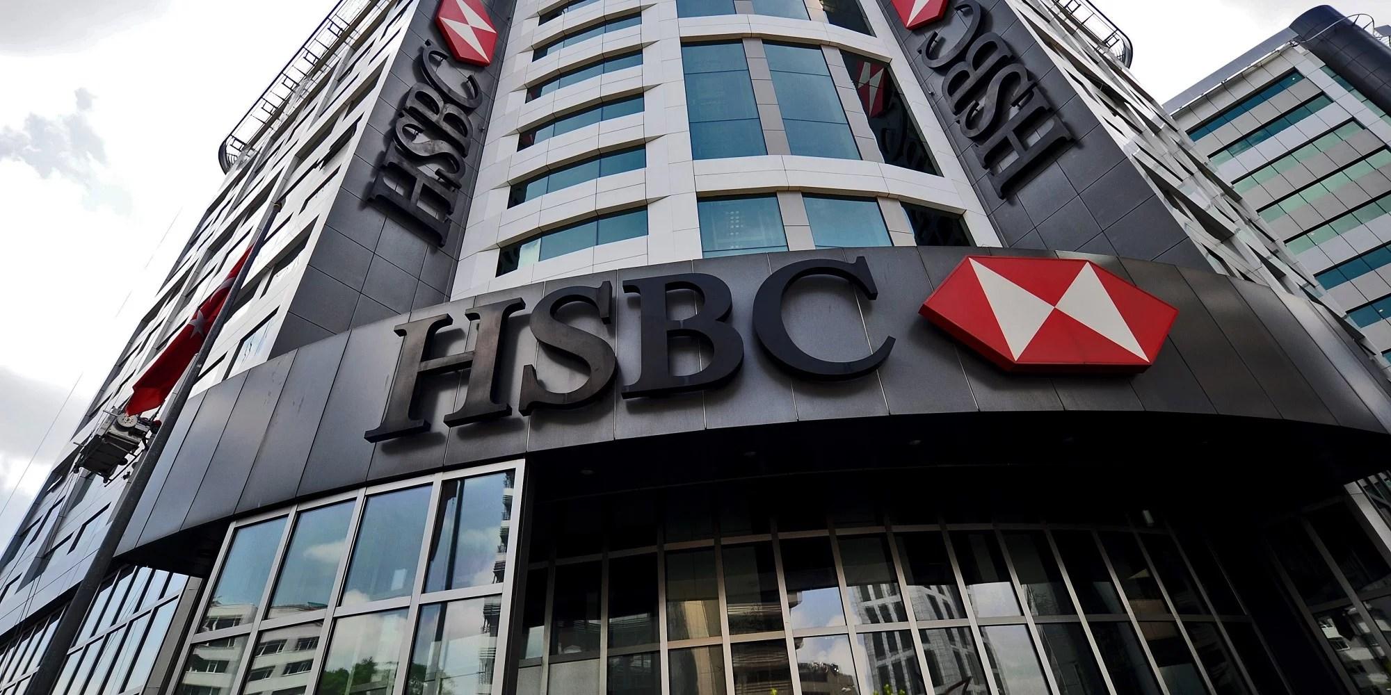 HSBC realizó transacciones procesadas con blockchain por 250 mil millones de dólares en 2018