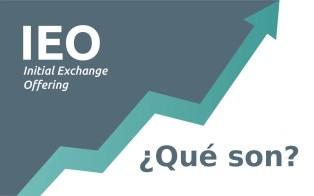 ¿Qué es una IEO?