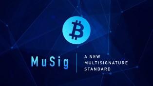 MuSig Blockstream
