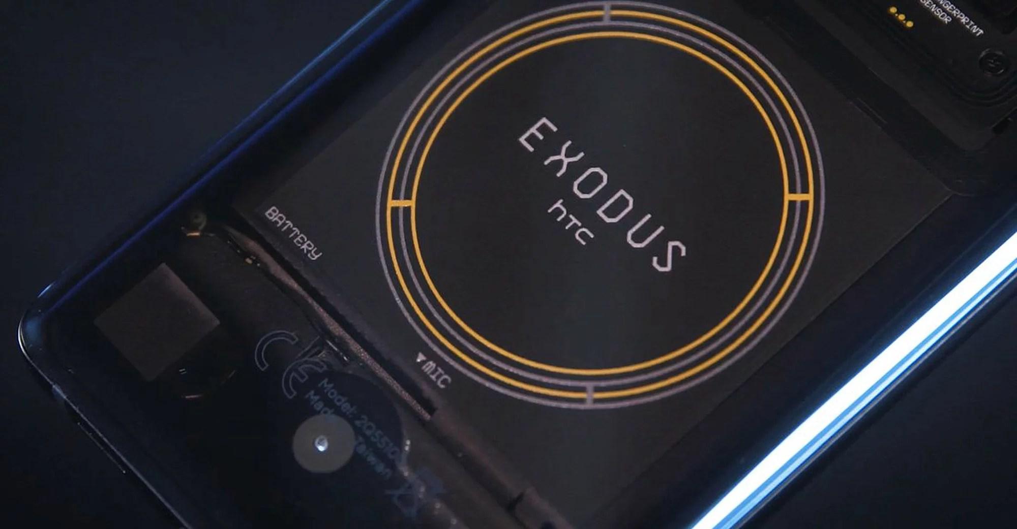 Nueva generación de teléfonos blockchain de HTC espera ver luz a finales del 2019