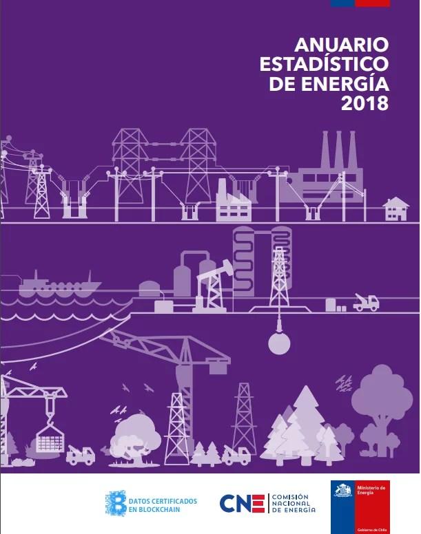 Comisión Nacional de Energía de Chile presenta su Anuario Estadístico con certificación Blockchain