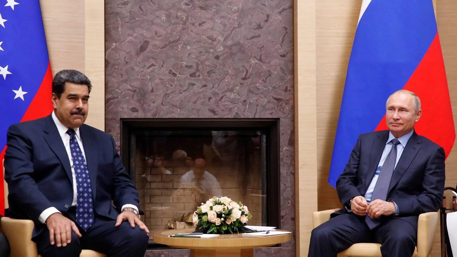 Venezuela y Rusia buscan alternativas para el pago de convenios luego de intentar con el Petro