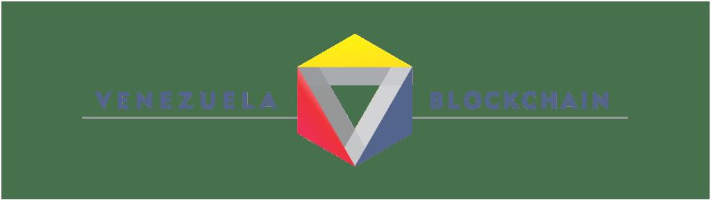 Logo de Venezuela blockchain