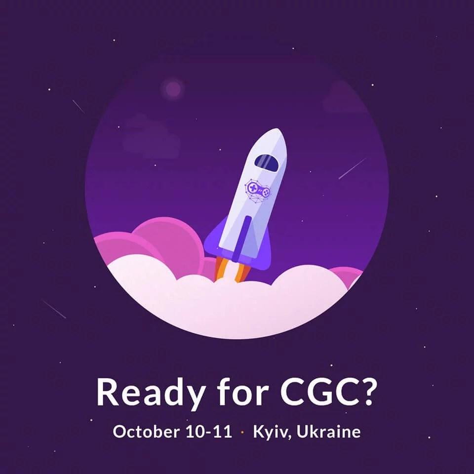 Crpyto Game Conference va a celebrarse en Kiev el 10 y 11 de octubre