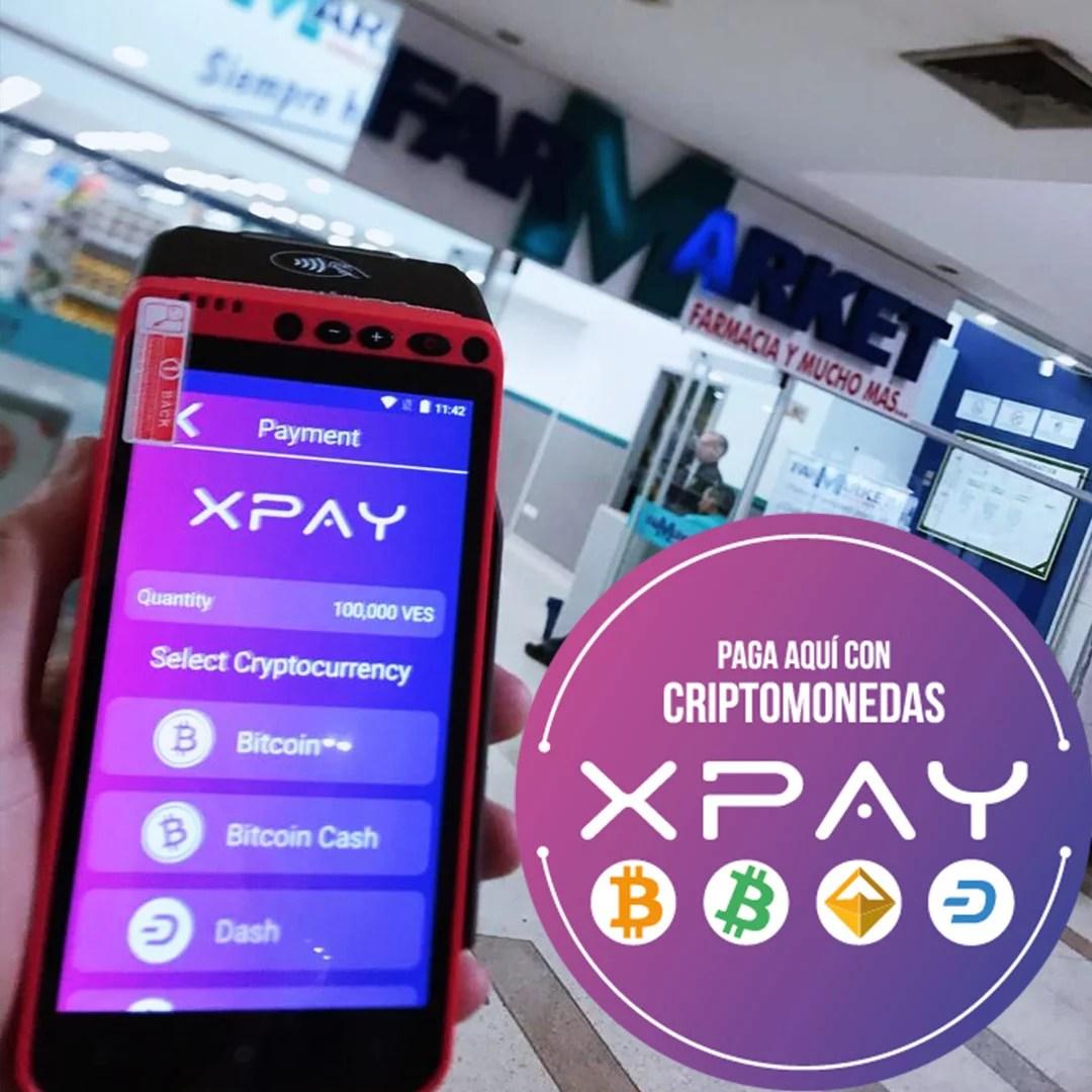 Farmacias en Venezuela instalan puntos de venta de criptomonedas