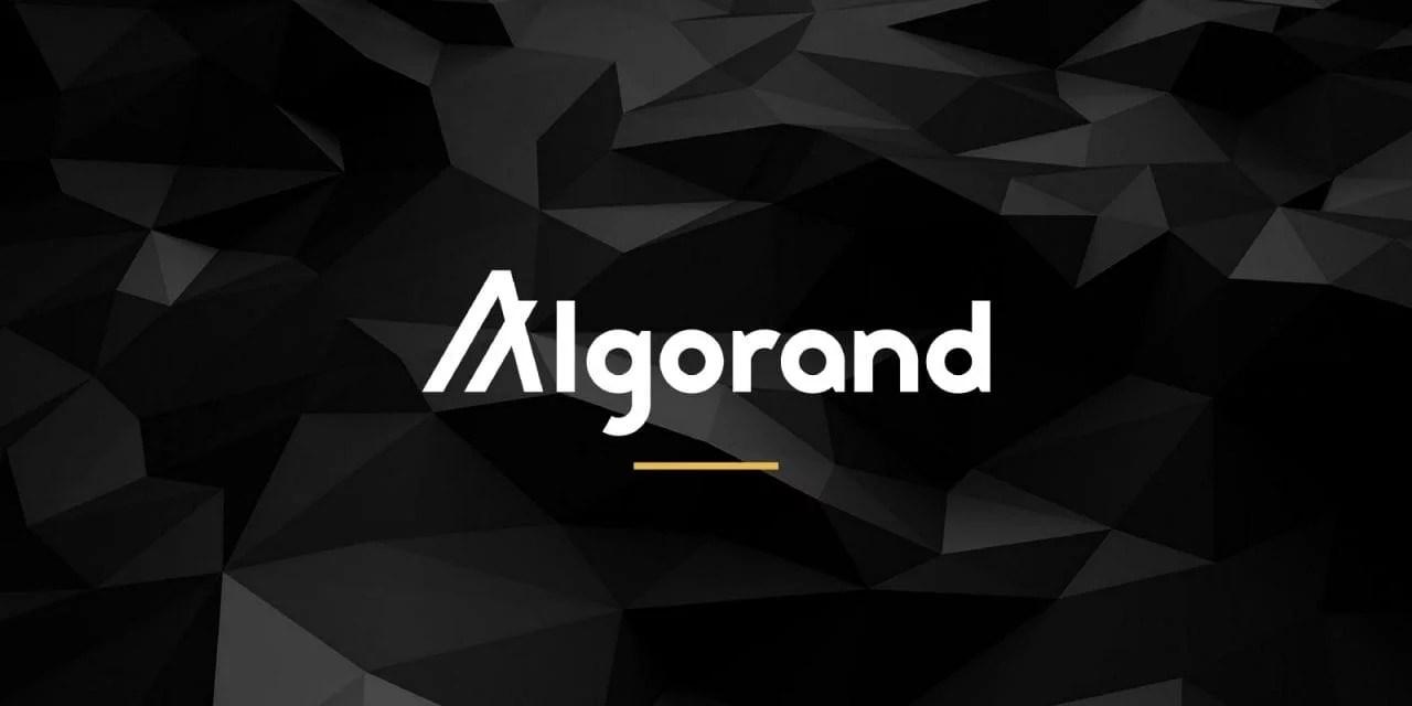 Algorand inicia programa de recompensas, Algorand y su PPoS inician nuevo programa de recompensas, Algorad de Silvio Micali inicia nuevo programa de recompensas, Algorad y su logo