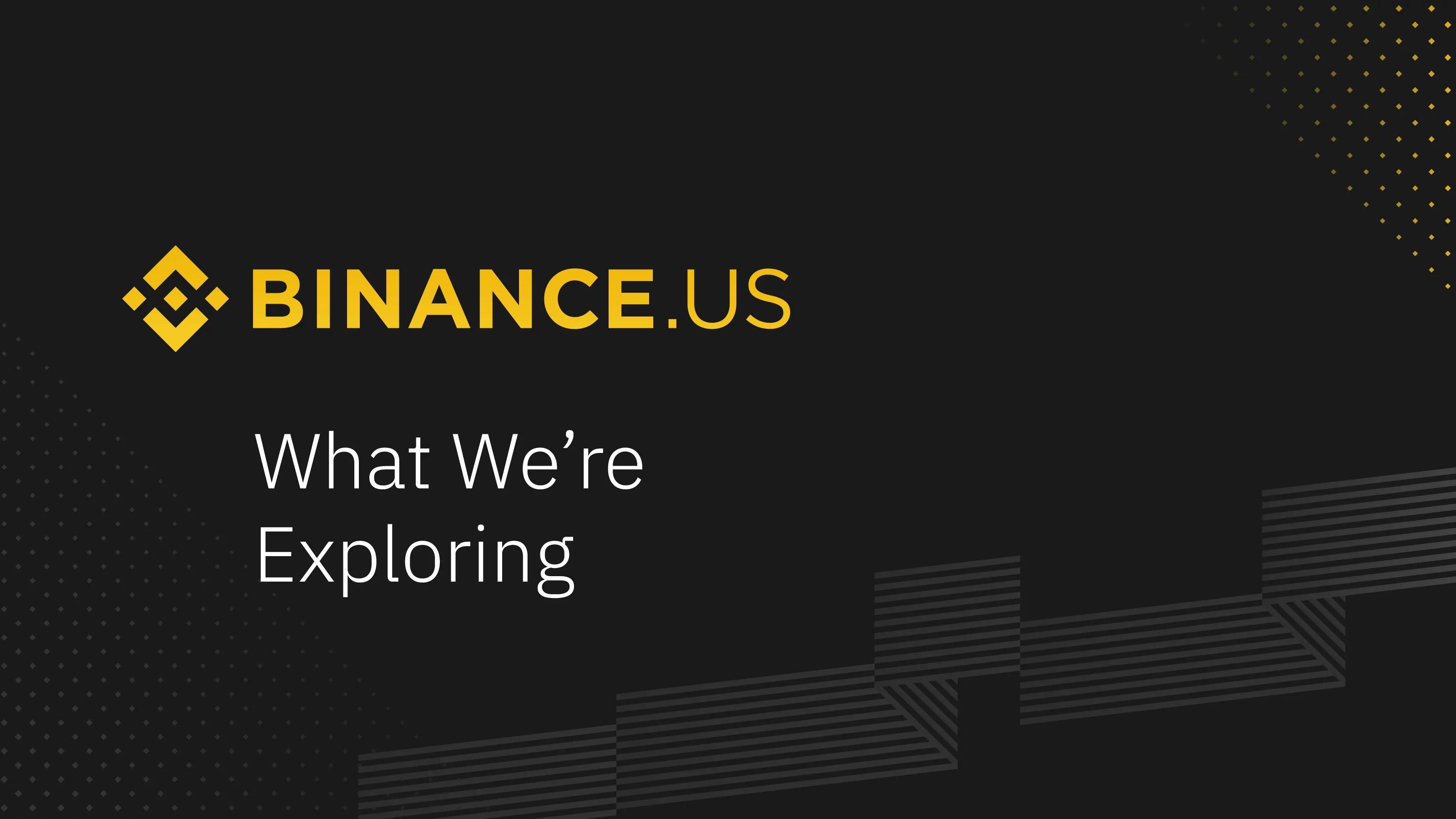 Binance anuncia fecha para la apertura de operaciones comerciales en Estados Unidos