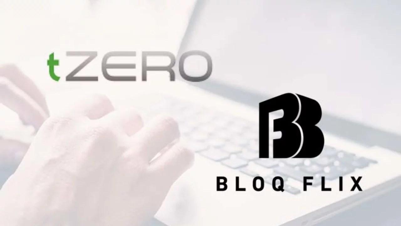 TZERO se asocia con una compañía de medios para Tokenizar el financiamiento de películas