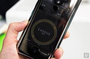 Teléfono blockchain Exodus de HTC ahora ofrece soporte nativo para Bitcoin Cash